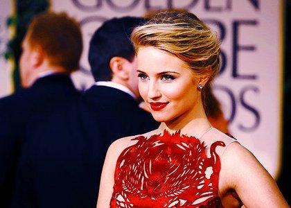 Dianna on Red Carpet :)