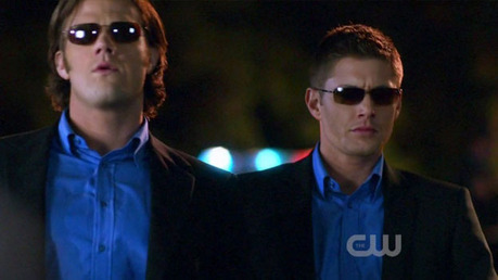 &quot;Supernatural - CSI: Miami style.&quot;<br />