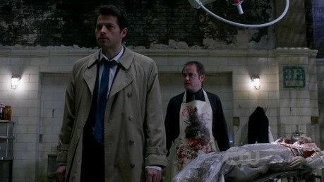 <i>&quot;Castiel with Crowley&quot;</i><br />