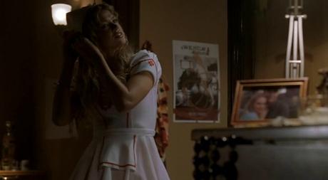 "[i]""Jessica as a nurse"" [/i]"