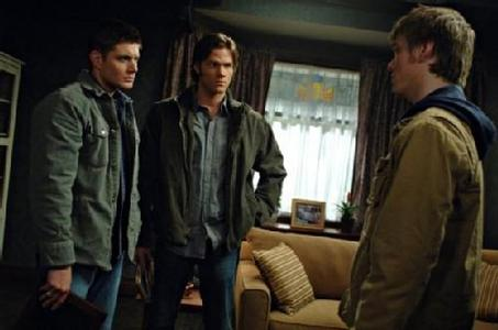 [i]All Three the Winchester brothers together.[/i]