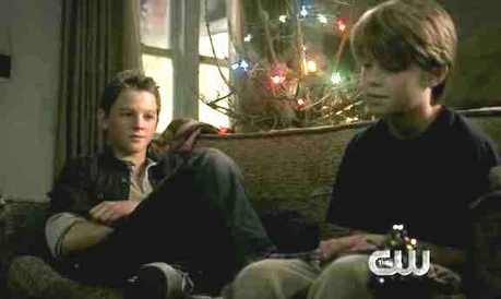 Young Dean and Sam celebrate Christmas ❤