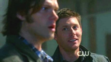 Lucifer as Dean
