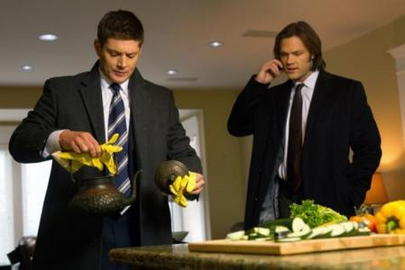 """""""[i]Dean with a kettle[/i]"""""""