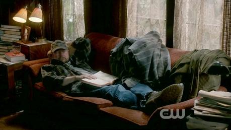 """Bobby sleeping"""