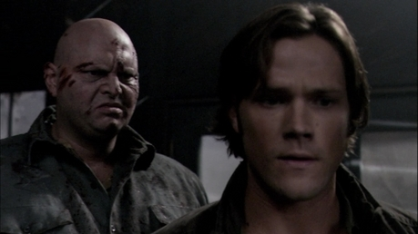 """Alright, no one seems to know so... """"Sam with a humanoid taller than himself"""""""