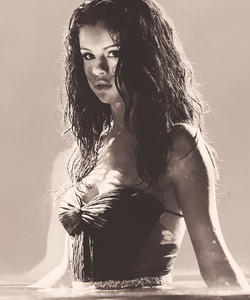 10. Selena at a photoshoot