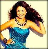 3 Selena in blue :)