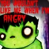 6. Angry  <a href=&#34;http://uminga.deviantart.com/art/The-HULK-62509478&#34;>Original Artwork</a>  EDIT: Th