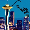 Cat #5 - Places I've lived in chronological order - Seattle