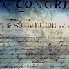 6. This icon was brought to you by the letter 'D' (Declaration of independence)
