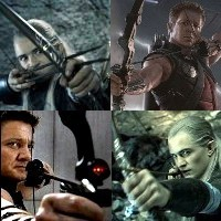 8. Crossover (Archers: Hawkeye & Legolas)  Icon is larger for image quality (I hope that's okay)