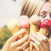 6. Stars with I  Ice cream *Yummy*