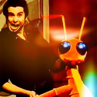 [b][u]Round 11:[/u][/b]  1. Insect [[b]Bug[/b] from the theatre production [i]Starship[/i] from [u