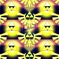 5. Patern [Legend of Zelda's Triforce Symbol]
