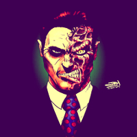 8. Split Personality [Two Face]