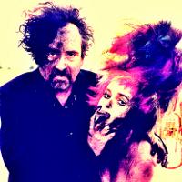 10. Tim Burton [and Helena Bonham Carter]