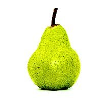7. Not Square {The pear ain't square, but I rhymes all the times}