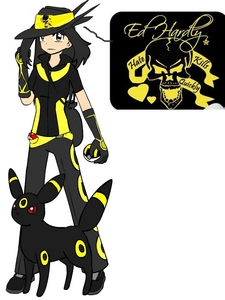 Name: Classifide Code Name: DP Age: 16 Pokemon list: Classifide Partner Pokemon: Umbreon Symbol: