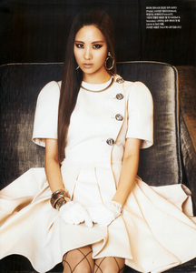 dag 6 - Seohyun Vogue Girl