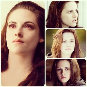 well I am girl and I am not afraid to admit she is hot :)<br /> <br /> Bella as a vampire