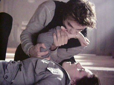 Hot <br /> bella and edward in this pic