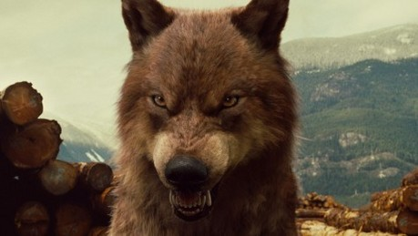 Hot Jake as wolf?
