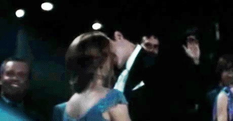 Hot<br /> <br /> Emmett and Rosalie kiss?