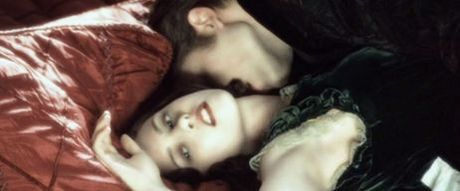 hot<br /> <br /> edward biting bella