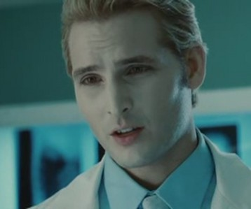 hot  Carlisle in Twilight movie