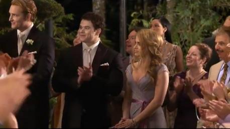 Hot<br /> <br /> Rosalie and Emmet wedding