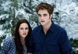 hot  Bella and Edward in eclipse
