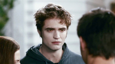 Hot<br /> <br /> Edward defending Bella&#39;s honor...