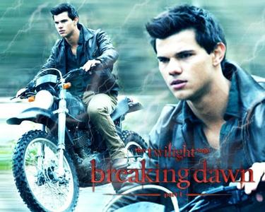 hot<br /> <br /> Jake on his bike?...