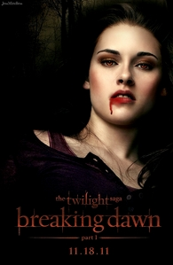 Hot! Vampire Bella Cullen hunting?
