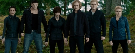 HOT Cullens ready for fight?