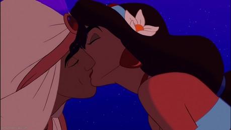 Aladin and Jasmine!