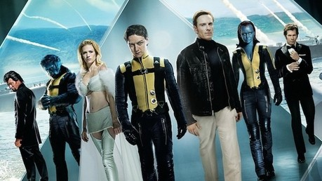 X-Men:First Class<3