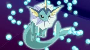 Day 04 (Favourite Eeeveelution): Vaporeon :D