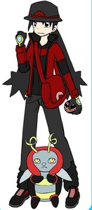 Name: Classified Code Name: BB Age: 16 Pokemon List: Classified Partner Pokemon: Volbeat Symbol: