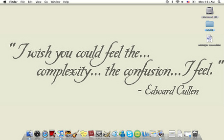 [b] Day 7 : Favourite Edward's Quote [/b]