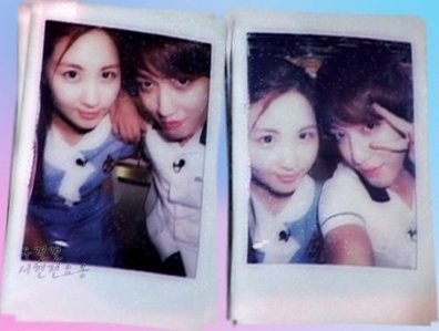 8. Selca - they look close and very refreshing. just like college student