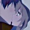 Ryuuji and Taiga from Toradora. <3