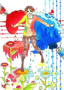 This is far oleh the most colourful hetalia picture on my laptop! (lol sorry that Italy looks so damn f