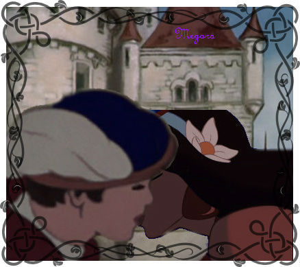 I totally felt like I was making Jasmine cheat on Aladdin when I made this. I don't like pairing eith