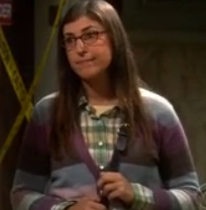 [b]Day Four: [u]A female character bạn relate to.[/u][/b] [b]Amy Farrah Fowler[/b] ([i]The Big Bang
