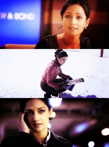 Day Nine: Favorite female character in a drama show  Kalinda Sharma