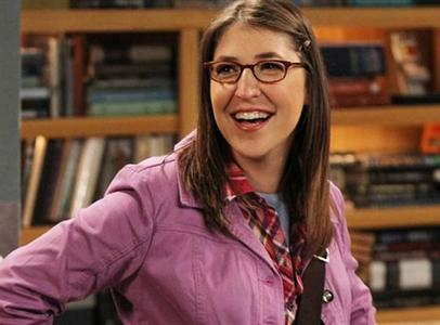 [b]Day Eight: [u]Favorite female character in a comedy show.[/u][/b] [b]Amy Farrah Fowler[/b] ([i]Th