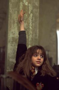 Day Thirteen: Favorite female character in a book  Hermione Granger