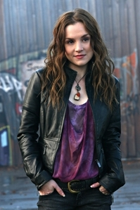 [b]Day Ten: [u]Favorite female character in a scifi/supernatural show.[/u][/b] [b]Meg Masters[/b] ([